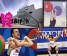 Gewichtheffen - Londen 2012 -