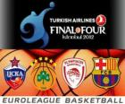 LaFinal Four 2012 Istanbul basketbal Euroleague