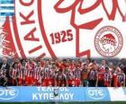 Olympiakos Piraeus, Super League 2011-2012 kampioen, Grieks Football League