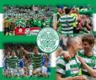 Celtic FC, kampioen van de Scottish Premier League 2011-2012