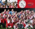 Ajax Amsterdam, Kampioen Eredivisie 2011-2012, Nederlandse Football League