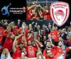 Olympiakos Piraeus, Euroleague Basketball 2012 kampioen