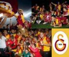 Galatasaray, kampioen Super Lig 2011-2012, Turkije Football League