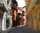 Historische centrum van Coro, Venezuela