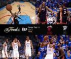 NBA Finals 2012, spel 2, Miami Heat 100 - Oklahoma City Thunder 96