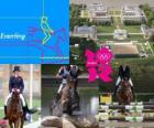 Eventing - Londen 2012 -