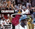 Miami Heat NBA-kampioen 2012