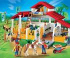 Playmobil boerderij