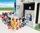Winkel Apple Playmobil