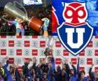 Club Universidad de Chile, Chileense kampioen Apertura 2012