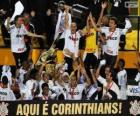 Corinthians / Timão, Copa Libertadores 2012 Kampioen
