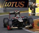 Kimi Räikkönen - Lotus - Grand Prix van België 2012, 3 ° ingedeeld