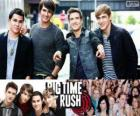 Big Time Rush is een Amerikaanse Boy band