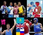Boksen weltergewicht - 69 kg mannen Londen 2012