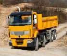 Vrachtwagen Renault Premium Lander