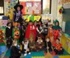 Kostuums voor Halloween