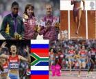 Vrouwen 800m Atletiek Londen 2012