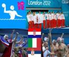 Waterpolo mannen Londen 2012