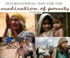 17 Oktober, Internationale dag voor de uitroeiing van armoede