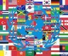 Op 24 oktober is de VN-Dag, ter herdenking van de oprichting in 1945