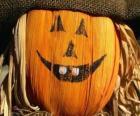 Halloween Vogelverschrikker