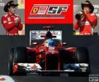 Fernando Alonso - Ferrari - Grand Prix van Verenigde Staten 2012, 3e ingedeeld