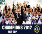 De Los Angeles Galaxy, MLS Cup 2012 kampioen