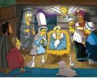 The Simpsons in de kribbe