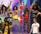 LMFAO is een Amerikaans muziekduo, bestaande uit de rappers en diskjockeys