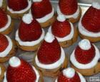 Heerlijke Santa Claus hoeden