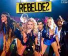RebeldeS is een Braziliaanse muziekgroep, die werd geboren in de soapserie Rebelde Rio