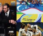 2012 FIFA Fair Play Award voor de Oezbekistan Football Association