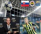 FIFA Puskás Award 2012 voor Miroslav Stoch