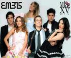 EME 15, is een Mexicaanse-Argentijnse-Latijnse band
