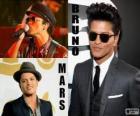 Bruno Mars is een zanger, songwriter en muziekproducent Amerikaanse