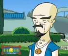 Meester Fung, de meester van de Xiaolin krijgers