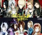 Versailles, Japanse band (2007-2012)