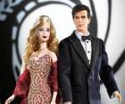 Barbie en Ken zeer elegante