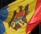 Vlag van Moldavië