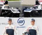 Williams F1 Team 2013, Pastor Maldonado en Valtteri Bottas