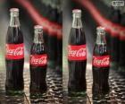 Oorspronkelijke Coca-Cola flessen