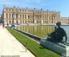 Kasteel van Versailles is een gebouw dat gehandeld als koninklijke residentie in eeuwen, Frankrijk