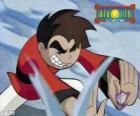 Raimundo Pedrosa, de draak Xiaolin van de Wind komt uit Brazilië