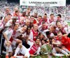Ajax Amsterdam, Kampioen Eredivisie 2012-2013, Nederlandse voetbalcompetitie