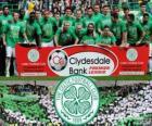 Celtic FC, kampioen van de Scottish Premier League 2012-2013