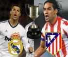 Definitieve Cup van koning 2012-13, Real Madrid - Atlético Madrid