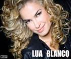 Lua Blanco, is een actrice en Braziliaans zangeres