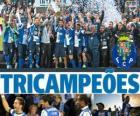 Porto, Portugese voetbalcompetitie 2012-2013 kampioen, nationale eerste divisie
