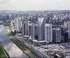 Sao Paulo, Brazilië