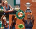 Serena Williams kampioen Roland Garros 2013